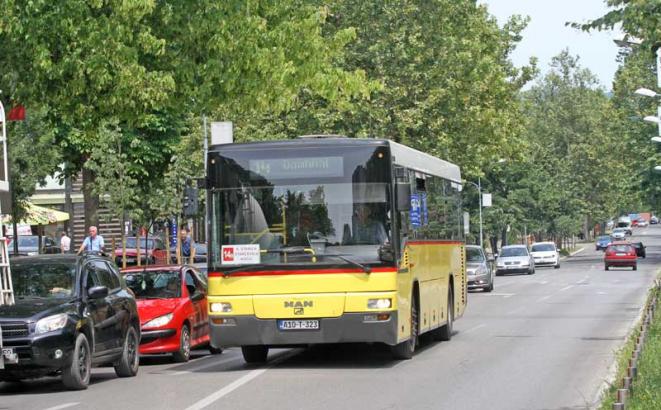 Autobusi bez goriva, klima-uređaji ne rade