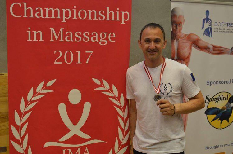 Banjalučanin donio srebro sa Svjetskog prvenstva u masažama!