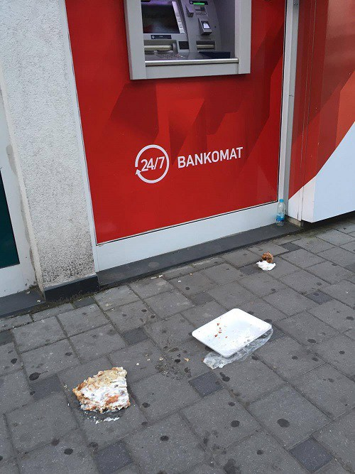 pita na ulici
