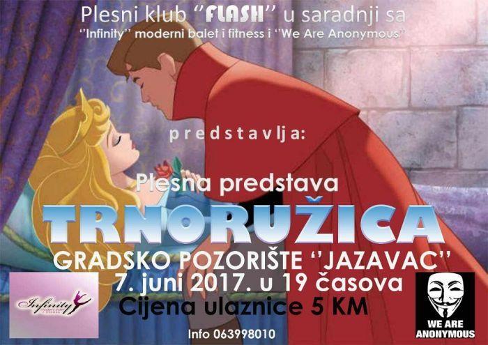 predstava trnoruzica