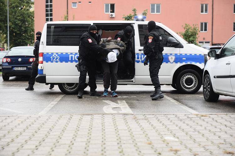 """Akcija """"Petrićevac"""": Zatraženo pritvaranje deset Banjalučana"""
