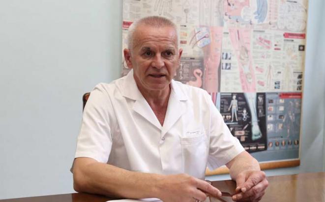 Darko Golić, načelnik Klinike za anesteziju i intenzivno liječenje UKC RS: Najbolje metode iz anestezije postaju praksa i kod nas