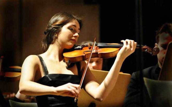 Banjalučka violinistkinja talentom zadivila talentom vrhunske umjetnike