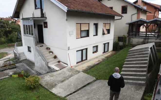 U kući na klizištu u naselju Paprikovac pun tanjir nemoguća misija