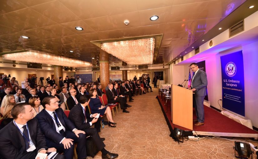 U Banjaluci počeo Američki biznis forum za promociju i umrežavanje