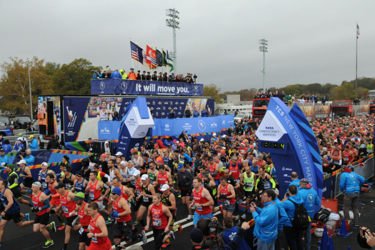 maraton njujork