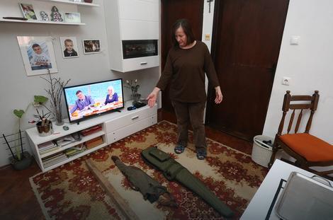 Žena otjerala opasnog lopova: Spriječena pljačka porodične kuće u Banjaluci