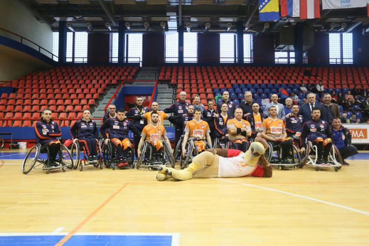 Počeo turnir Evrolige 3 u Banjaluci