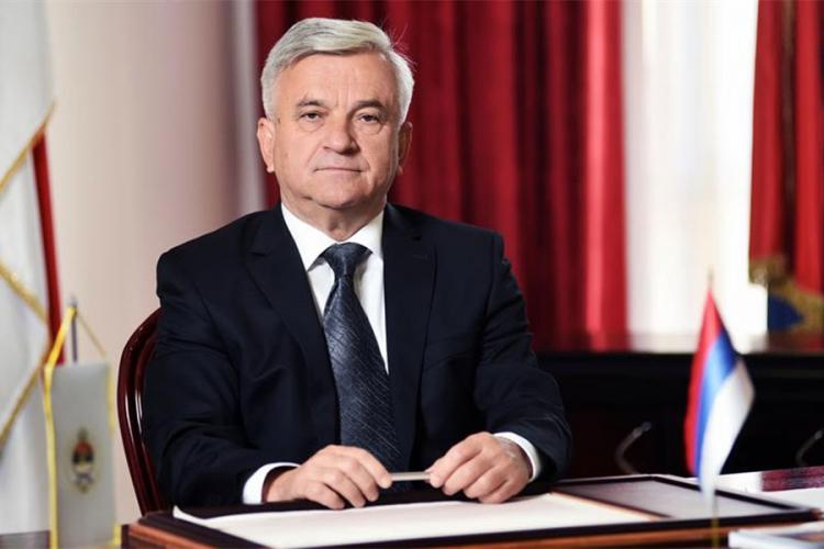 Čubrilović predsjednik Narodne skupštine RS