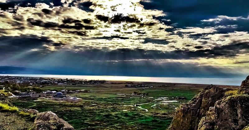 Arheolosko blago Vana - istoimeno jezero, Van