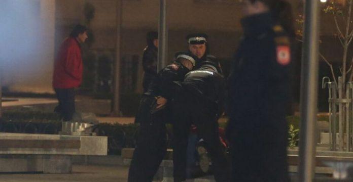 POLICIJA TVRDI Privedena maloljetnica je imala nož