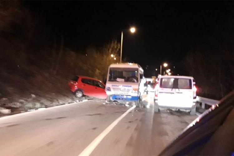 187 saobraćajnih nesreća od početka godine