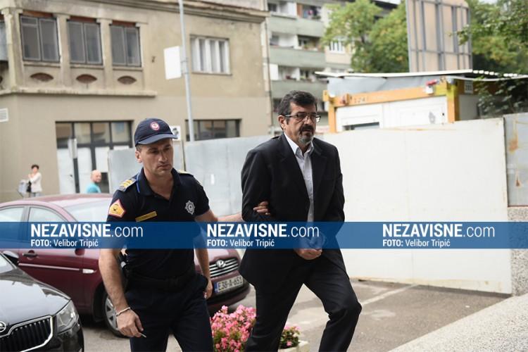 Nastavak suđenja za pokušaj ubistva: Markoviću izbijena dva zuba