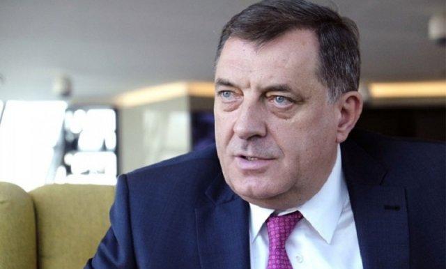 DODIK: Srpska ne prihvata članstvo u NATO