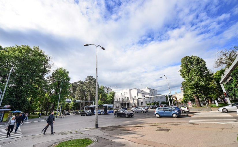 BORBA PROTIV GUŽVI Proširuju tri važne raskrsnice u gradskoj jezgri