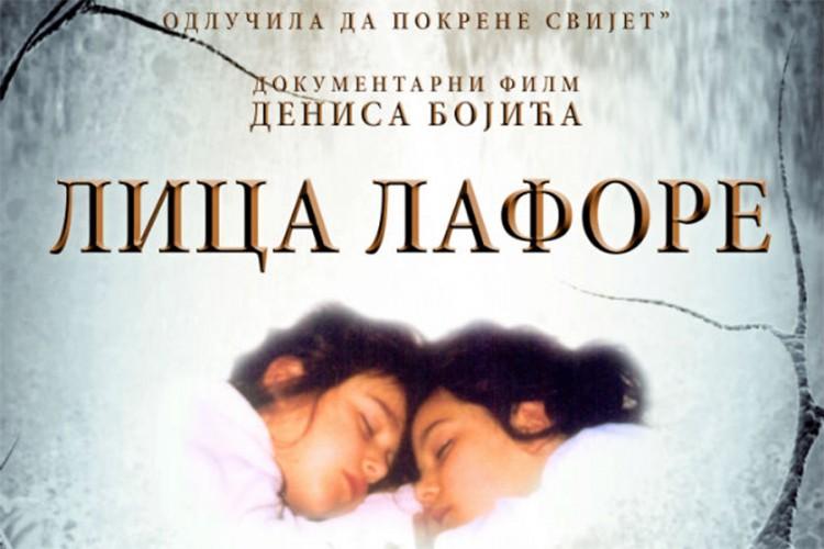 """Film """"Lica Lafore"""" prikazan u francuskom Parlamentu"""