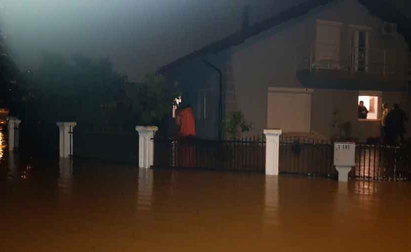 PROVELI 20 SATI NA TERENU Kako je izgledala najteža noć ekipe Civilne zaštite tokom poplave u Dervišima