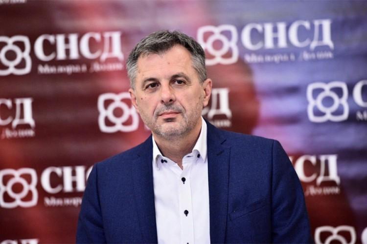 Radojičić novi potpredsjednik SNSD-a
