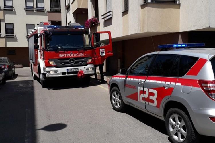 Ručak izazvao požar u stanu u Banjaluci
