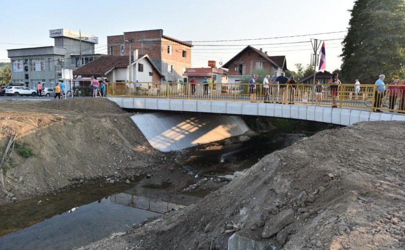 U funkciji noviozgrađeni most u Dragočaju
