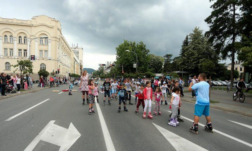 DANAS ROLERIJADA I ovog vikenda centar grada je pješačka zona