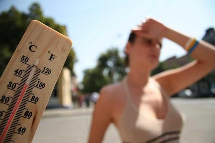 U ponedjeljak veoma toplo, temperatura do 40 stepeni