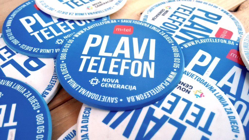 PLAVI TELEFON TE TREBA: Poziv za nove volontere i volonterke ...