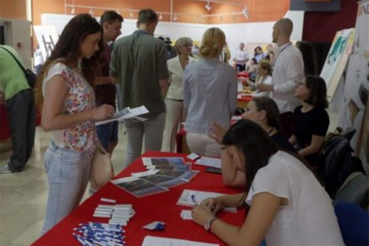 SAJAM ZAPOŠLJAVANJA U BANJALUCI: 50 poslodavaca nudi 345 radnih mjesta