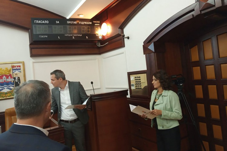NOVA ODBORNICA: Direktorka biblioteke Ljilja Petrović – Zečić u Skupštini grada