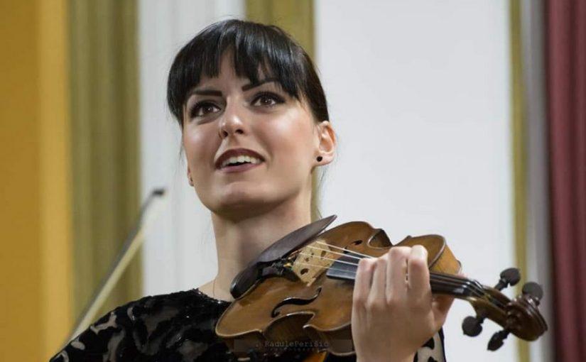 PRVA IZ RS: Lidija Bojinović, violinistkinja iz Banjaluke, u Kolarčevoj zadužbini sa simfonijskim orkestrom