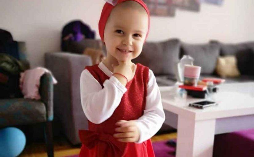 Za liječenje djevojčice iz Istočnog Sarajeva potrebno 250.000 evra