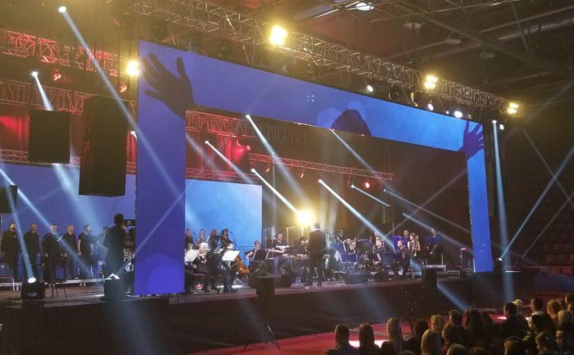 Više od 2000 ljudi pjevalo uz Rock Operu!