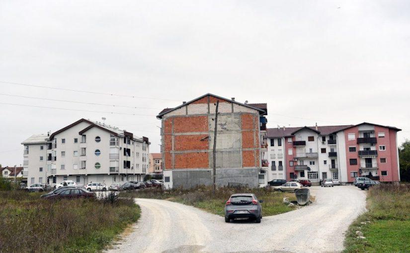 Na proljeće gradnja puta do zgrada u Ulici Despota Stefana Lazarevića