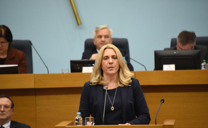 CVIJANOVIĆ: BiH nikada nije dobila šansu da živi kao normalna država