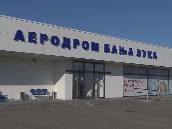 AERODROMI REPUBLIKE SRPSKE: Linija Beograd-Banjaluka-Beograd tri puta sedmično