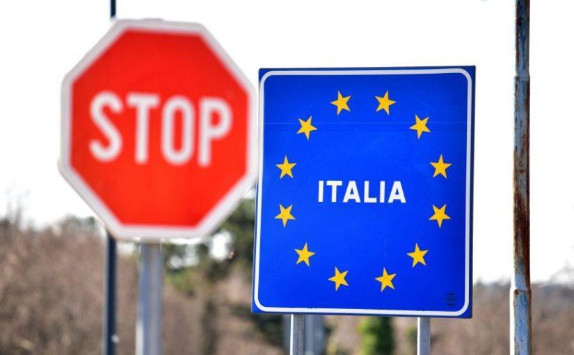 ZVANIČNO: Italija zabranila ulazak u zemlju državljanima BiH