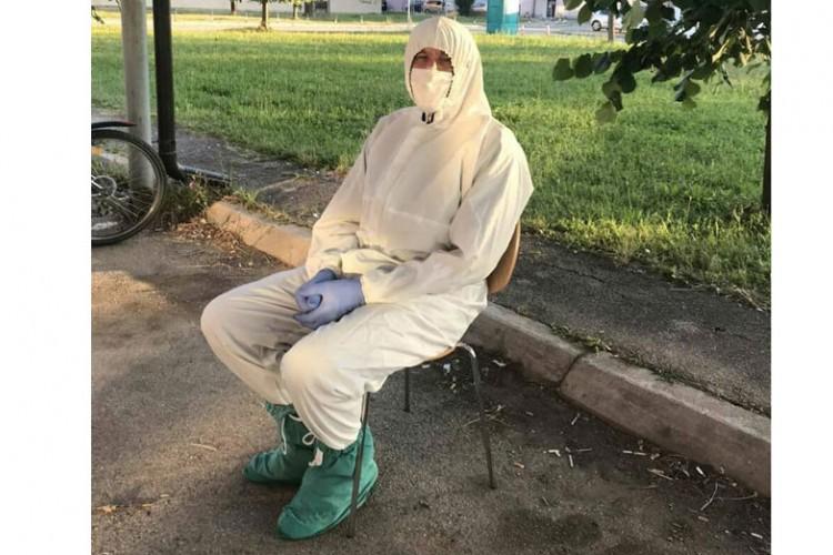 Vozač saniteta zvorničke bolnice: Čovjek sve izdrži kada pred sobom ima plemenit cilj