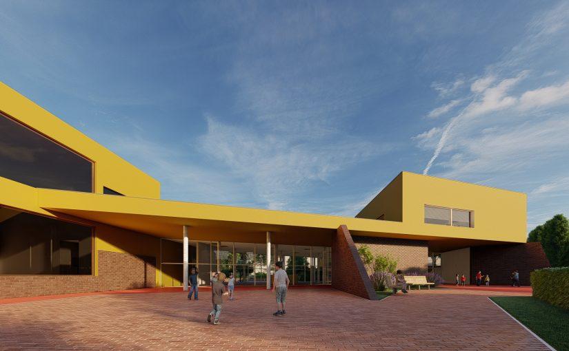 GRADNJA POČINJE NA JESEN: Odabrano najbolje idejno rješenje buduće škole u Adi (FOTO)