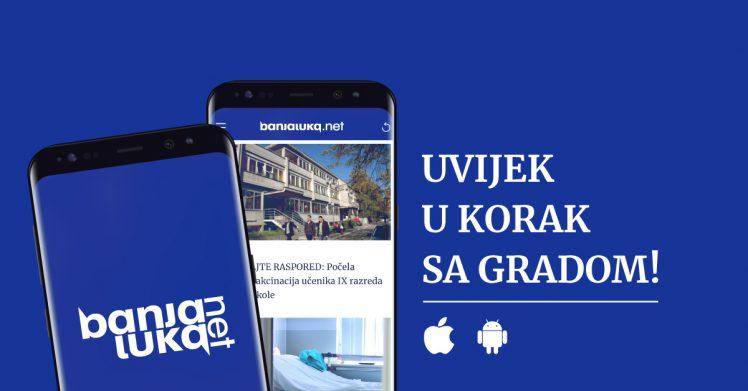 banjaluka.net mobilna aplikacija