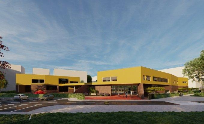 GRADNJA POČINJE NA JESEN: Izabrano idejno rješenje za buduću školu u Adi (FOTO)