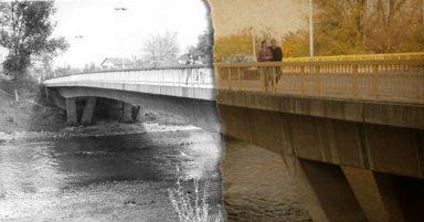 mostovi u banjaluci nekad i sad