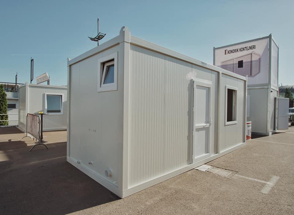 Ekonomik group d.o.o. – tradicija duga više od 30 godina: Građevinski kontejneri nude brojne prednosti