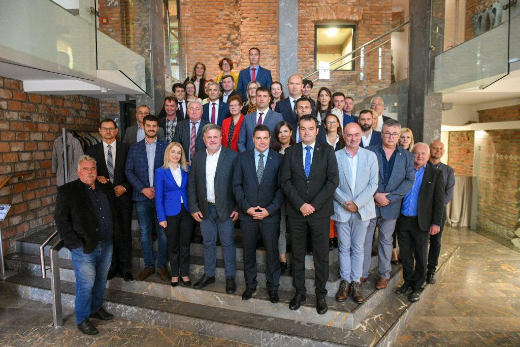 Delegacija Grada Banje Luke na obilježavanju Dana Velenja